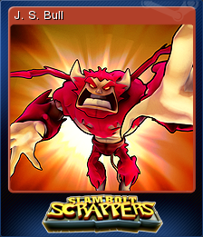 Slam Bolt Scrappers Card 3