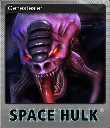 Space Hulk Foil 4