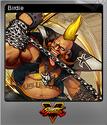 Street Fighter V Foil 1