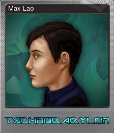 Technobabylon Foil 6
