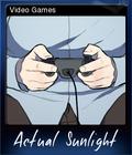 Actual Sunlight Card 2