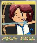 Ara Fell Foil 1