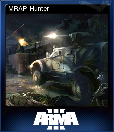Arma 3 Card 2