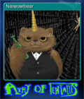 Army of Tentacles (Not) A Cthulhu Dating Sim Card 1