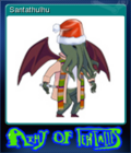 Army of Tentacles (Not) A Cthulhu Dating Sim Card 5