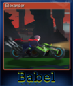 Babel Choice Card 1