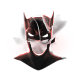 Batman Arkham Origins Blackgate Badge 3