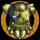 Blade Kitten Badge 05