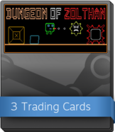 Dungeon of Zolthan Booster Pack