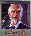 Enigmatis The Mists of Ravenwood Foil 1