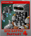 Epic Battle Fantasy 4 Foil 06