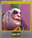 Gotham City Impostors Foil 5