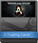 Horror in the Asylum Booster Pack