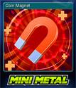 Mini Metal Card 10