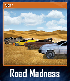 Road Madness Card 7