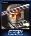 SEGA Mega Drive and Genesis Classics Card 9