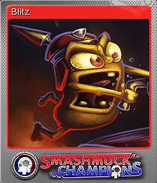 Smashmuck Champions Foil 2