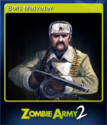 Sniper Elite Nazi Zombie Army 2 Card 2