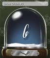 Snow Globes Foil 06