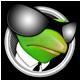Spy Chameleon RGB Agent Badge 3
