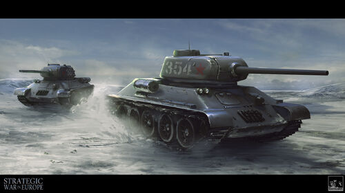Strategic War in Euope Artwork 8