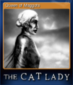 The Cat Lady Card 7