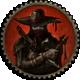 The Incredible Adventures of Van Helsing Badge Foil