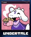 Undertale Card 1