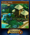 12 Labours of Hercules V Card 10