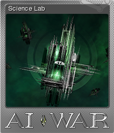 AI War Fleet Command Foil 5