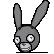 Boo Bunny Plague Emoticon boobunnyplague