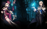 Chaos Heroes Online Background The Frost Mages