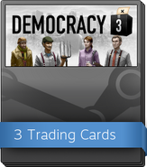 Democracy 3 Booster Pack