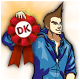 Divekick Badge 3