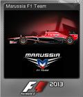 F1 2013 Foil 10