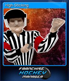 Franchise Hockey Manager 2014 Card 5