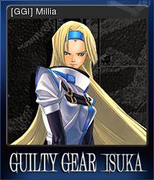 Guilty Gear Isuka Card 07