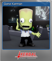 Kerbal Space Program Foil 4