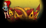 Mays Mysteries The Secret of Dragonville Background Melanie