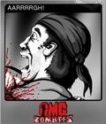 OMG Zombies Foil 2