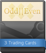 Odd Even Booster Pack
