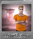 Richard & Alice Foil 1