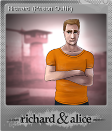 Richard & Alice Foil 1