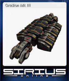 Sirius Online Card 6