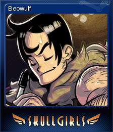 Skullgirls Card 12