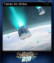 The Battle for Sector 219 Card 02
