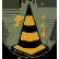 Urban Trial Freestyle Emoticon Cone