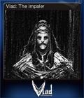 Vlad the Impaler Card 10