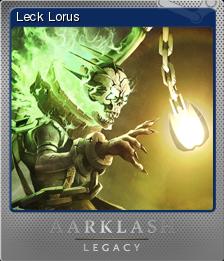 Aarklash Legacy Foil 4