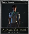 Adam's Venture Origins Foil 4